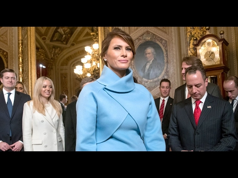 Documents Show Melania Trump Still Involved In Branding