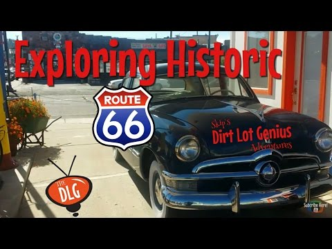 Route 66, Williams AZ Historic Town