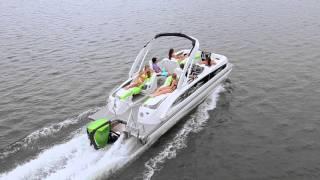 2016 Manitou Pontoon Boats