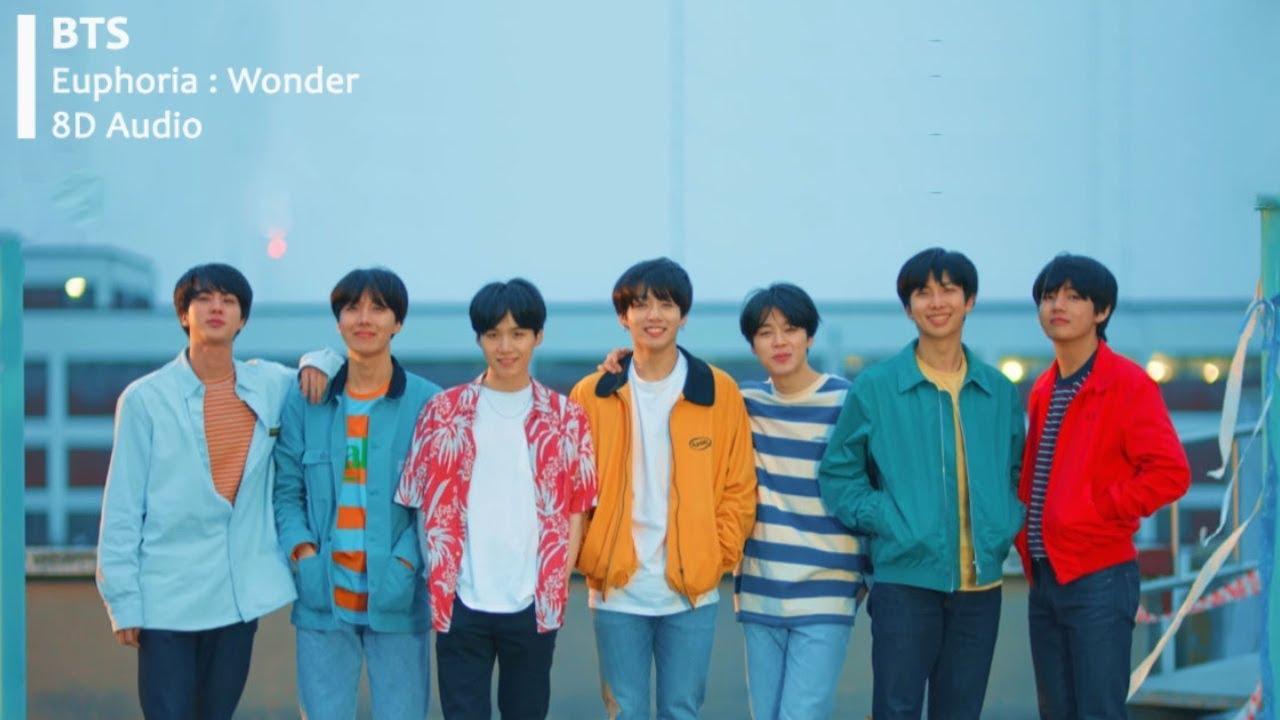 [8D] BTS (방탄소년단) Euphoria | USE HEADPHONES [NEW SONG] - YouTube