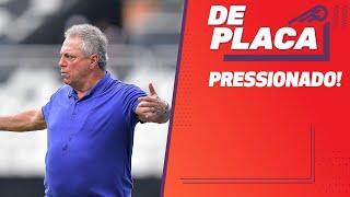 CORINTHIANS vence SANTOS; FLAMENGO com TITULARES; ABEL BRAGA pressionado | De Placa (03/02/20)