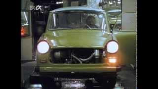 Így készült a Trabant (Der Trabant - Planwirtschaft auf Raedern)