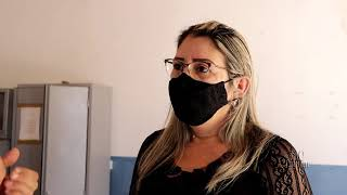 Ângela Maria   Limoeiro' Novo Centro de Saúde Bucal contemplara moradores de São Raimundo, Canafístu