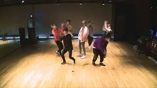 iKON - BEAUTIFUL [DANCE PRACTICE + MIRRORED + SLOW 100%]