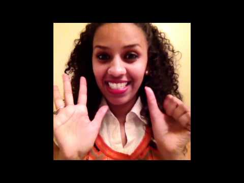 Learn how to count 1- 10 In Amharic Ethiopian language