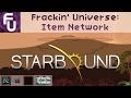 Starbound Frackin Universe Item Network Guide mp3