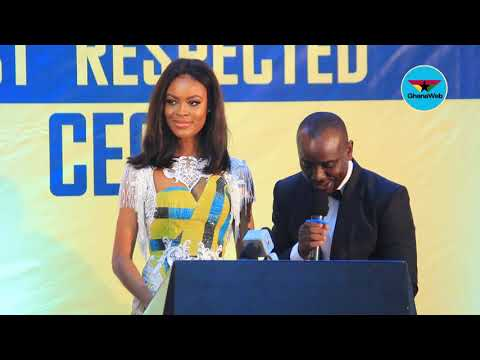 Accra City Hotel General Manager wins best CEO in Hospitality at Ghana Industry CEO Awards
