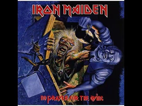 #8 No Prayer For The Dying (1990) - Iron Maiden (Full Album)
