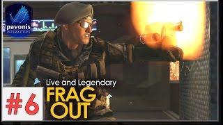 XCOM 2 Long War: Live and Legendary #6 - FRAG OUT