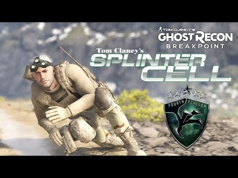 [SPLINTER CELL EDITION] SAM FISHER Outfits !!! Ghost Recon Breakpoint Outfits Customization