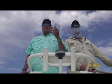 Gary Finch Outdoors-Tarpon Fishing In Destin With Capt. Pat Dineen