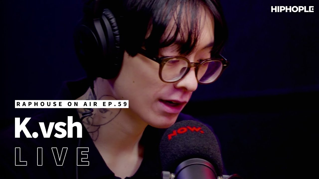 Download 캐시(K.vsh) - How Can You Realize?, o & 미공개곡  (LIVE) / RAPHOUSE ON AIR (EP.59)