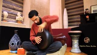 ISMAIL ALTUNBAS - BASS DOHOLA @ DESCARGA PERCUSSION