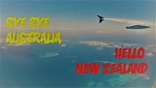 Leaving Australia for New Zealand