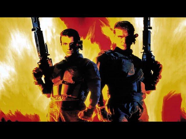 UNIVERSAL SOLDIER - Trailer (1992, English)