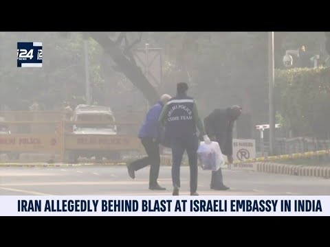 Iran Behind Attack On Israeli Embassy In New Delhi, India Concludes: Report
