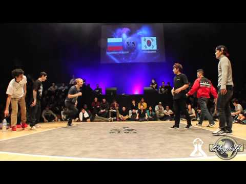 Illusion Of Exist vs Gamblerz // .BBoy World // BREAKING 3on3 FINAL | WIBA 2013