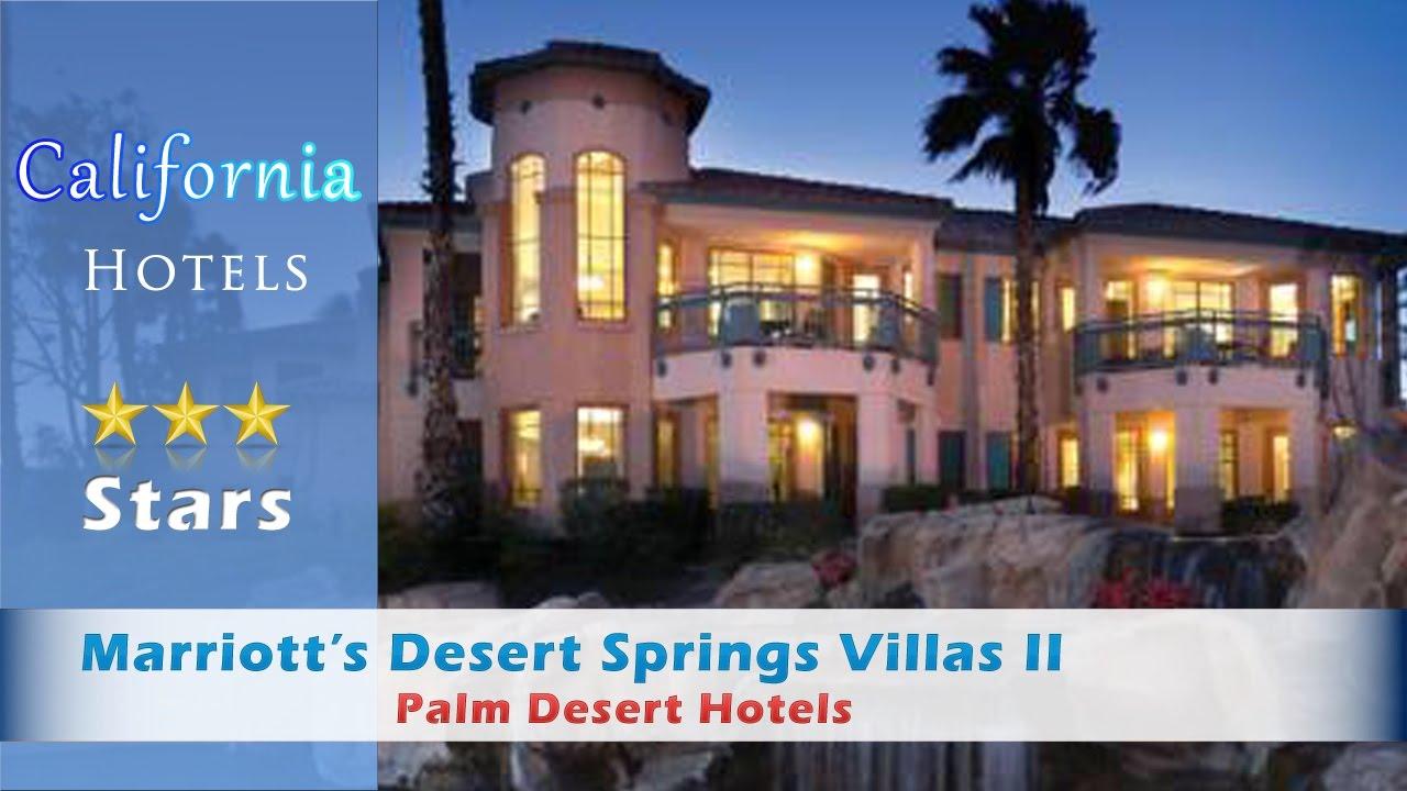 Best Kitchen Gallery: Marriott's Desert Springs Villas Ii Palm Desert Hotels California of Villas In California on rachelxblog.com