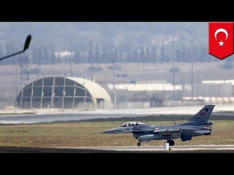Turkey bombs Kurdish PKK targets after deadly militant attack - TomoNews