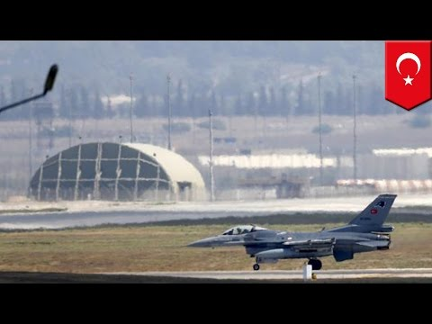 Turkey bombs Kurdish PKK targets after deadly militant attack - TomoNews