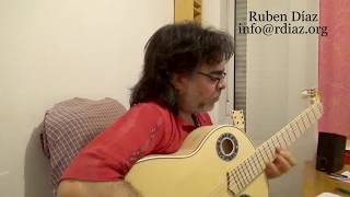 Delivering value for you / Learn Paco de Lucia's modern flamenco guitar style via Skype / Ruben Diaz