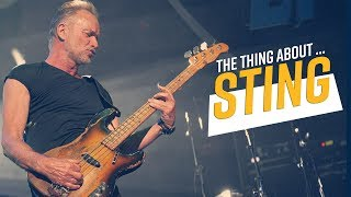 Sting - Bass Players You Should Know