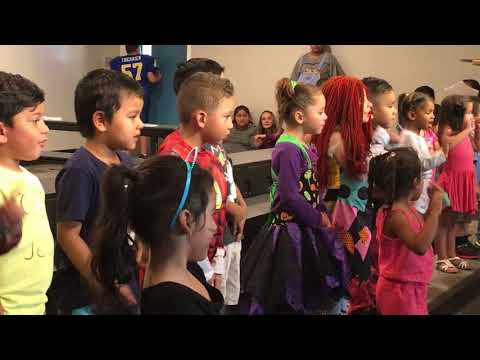 Pacific Avenue Academy Of Music Fall Festival 2017