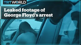 Bodycam footage shows new details of George Floyd's arrest