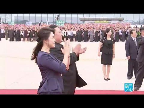 L'accueil grandiose réservé à Xi Jinping par la Corée du Nord