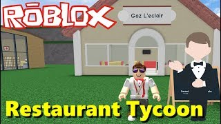 ROBLOX - My First Employees - RESTAURANT TYCOON