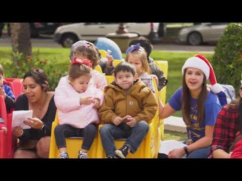 Marc Cisneros Center for Young Children Christmas Carol - Feature - (2018)