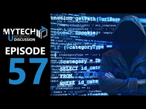 Mytech U | People Hacking!  How to protect yourself from becoming the next victim | December 2016