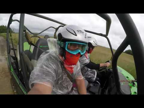 JURASSIC PARK ATV // KAUAI, HAWAII // MY TOUR TRAVEL GUIDE | Travel With Me TV