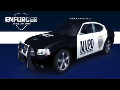 Enforcer: Police Crime Action - Kickin Doors