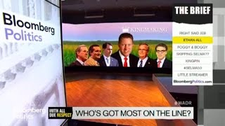 Bloomberg Politics: Who Has the Most on the Line at Iowa Ag Summit?