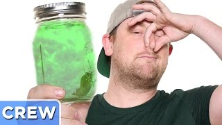 Farting In Jars Experiment