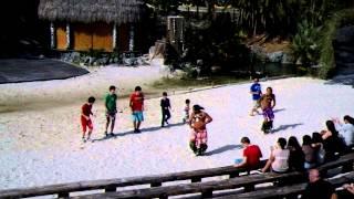 Обучение негритянским танцам