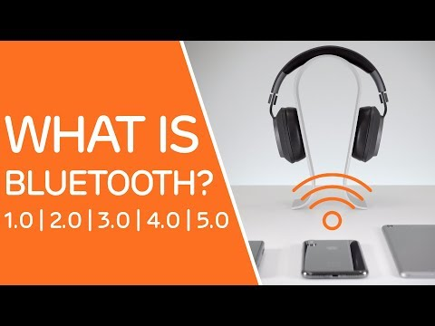 What Is Bluetooth Wireless Headphones Bluetooth 5 0 Compatibility Explained Youtube