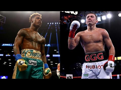 DBN SHOW: GOLOVKIN VS JERMALL CHARLO ON SHOWTIME? WILDER-FURY SMASH HIT AND MORE