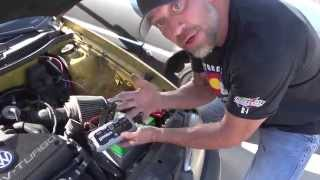 Jump Starting A Car Battery With Willie B - NOCO Genius Boost GB30 UltraSafe Lithium Jump Starter