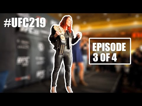 #CYBORGNATION Episode #3 of 4 #UFC219 Cris Cyborg V Holly Holm