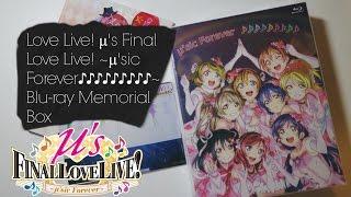 Love Live! μ's Final Love Live! ~μ'sic Forever♪♪♪♪♪♪♪♪♪~ Blu-ray Me...