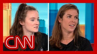 Rose Lavelle and Kelley O'Hara reflect on World Cup win