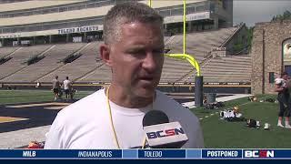Toledo Football and Kentucky Announce Three Game Series