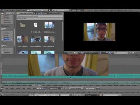 Mathieu's Blender Video Editing Tutorial