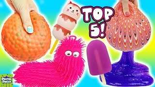 Fan Favorites Squishy Cutting Compilation! Over 1 Hour Of Squishy Toys! Doctor Squish