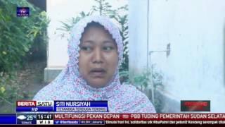 Densus Geledah Rumah Terduga Teroris Nanang di Sukabumi