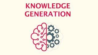Using Data to Automate Knowledge Generation || Ella Bor