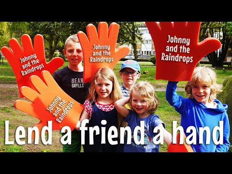 'Lend a friend a hand'. Roundglass Awards nominated children's song.
