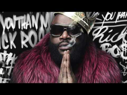 Rick Ross-Idols Become Rivals Instrumental